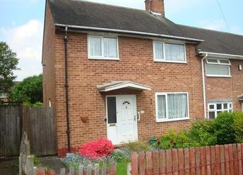 Thumbnail 3 bed end terrace house to rent in Collingbourne Avenue, Birmingham