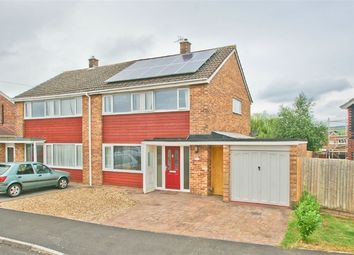 Thumbnail 3 bed semi-detached house for sale in Whitstone Rise, Shepton Mallet