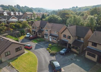 Thumbnail 4 bed detached house for sale in Icconhurst Close, Baxenden, Accrington