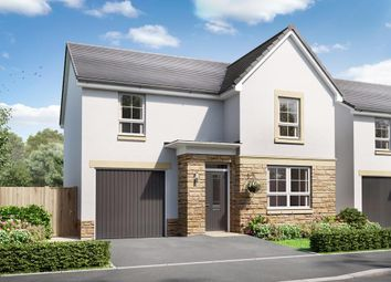 """Thumbnail 4 bedroom detached house for sale in """"Dalmally"""" at Glenluce Drive, Bishopton"""