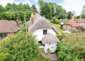 Thumbnail 4 bed detached house for sale in Church Road, North Waltham, Basingstoke