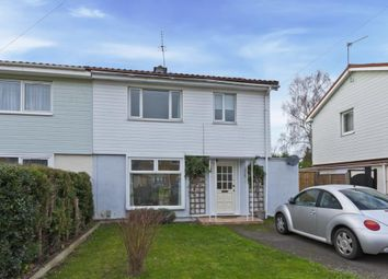 Thumbnail 3 bed semi-detached house to rent in Coveham Crescent, Cobham