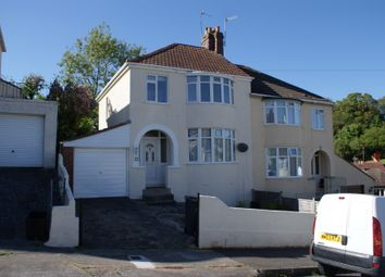 Thumbnail 3 bed semi-detached house to rent in Sherwell Rise South, Torquay