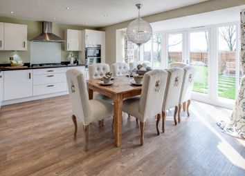 """Thumbnail 4 bed detached house for sale in """"Exeter"""" at Morganstown, Cardiff"""