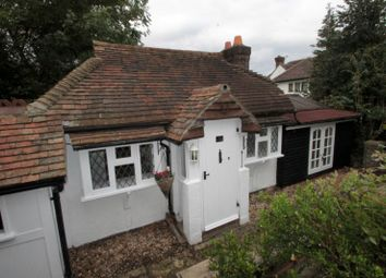 Thumbnail 1 bed cottage to rent in Orchard Close, Banstead