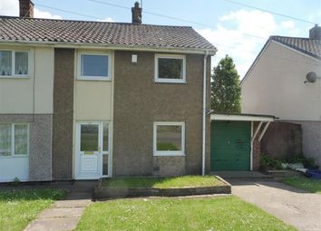 Thumbnail 2 bed semi-detached house for sale in Grange Lane, New Rossington, Doncaster