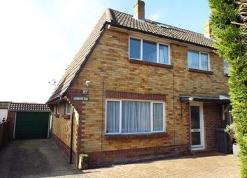 Thumbnail 3 bed semi-detached house for sale in Hart Plain Avenue, Cowplain, Waterlooville