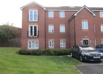 Thumbnail 2 bed flat for sale in Rider Close, Nuneaton, Warwickshire