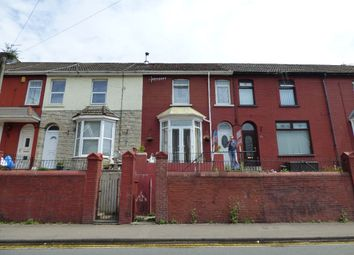 Thumbnail 2 bed terraced house for sale in King Edward Street, Blaengarw, Bridgend