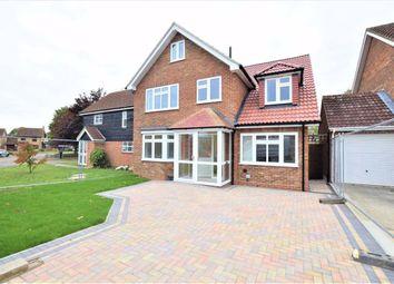 Thumbnail 6 bed detached house for sale in Washington Avenue, Laindon, Essex