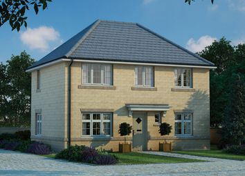 """Thumbnail 3 bedroom detached house for sale in """"Brecon"""" at Mill Square, Horsforth, Leeds"""