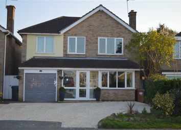 Thumbnail 4 bed detached house for sale in Stoneygate Drive, Hinckley