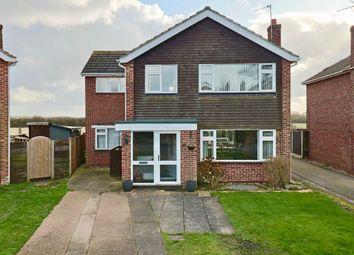 Thumbnail 4 bed detached house for sale in Park Road, Barnstone, Nottingham