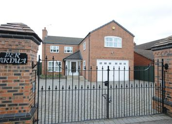 Thumbnail 5 bed detached house for sale in Naas Lane, Quedgeley, Gloucester
