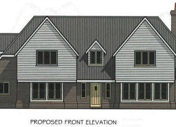 Thumbnail Detached house for sale in Equestrian Plot 6.5 Acres With Planning, Sandon, Howe Green, Essex