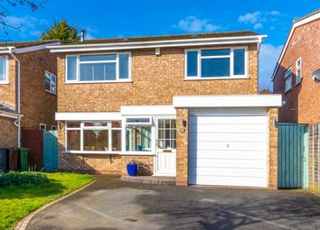 Thumbnail 4 bed detached house for sale in Pettyfields Close, Knowle, Solihull
