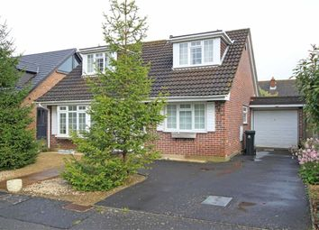 Thumbnail 3 bed property for sale in Jacobean Close, Walkford, Christchurch, Dorset