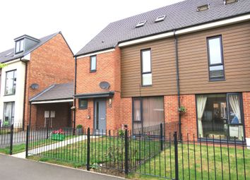 Thumbnail 4 bed terraced house for sale in Sculptor Crescent, Stockton-On-Tees
