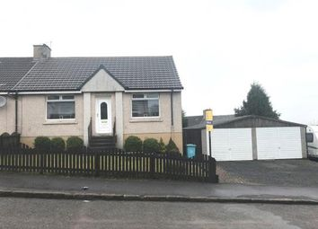 Thumbnail 2 bed semi-detached house for sale in Baird Terrace, Harthill, Shotts, North Lanarkshire