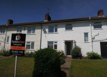 3 bed terraced house for sale in Itchenside Close, Mansbridge Southampton SO18