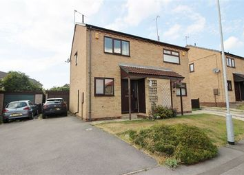 Thumbnail 2 bed semi-detached house for sale in Sebastian View, Brinsworth, Rotherham
