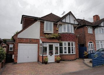 Thumbnail 4 bed detached house for sale in Westmeath Avenue, Leicester