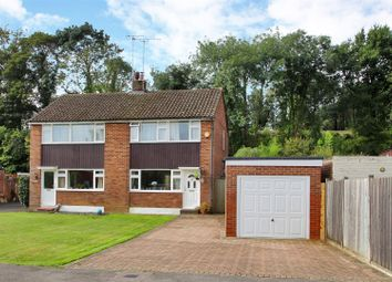 Thumbnail 3 bed semi-detached house for sale in Madison Way, Sevenoaks