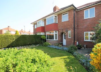 Thumbnail 4 bedroom semi-detached house for sale in Reighton Drive, York