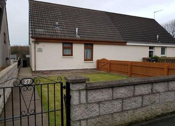 Thumbnail 1 bed semi-detached bungalow to rent in Tornashean Gardens, Dyce, Aberdeen