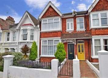 Thumbnail 4 bed terraced house for sale in Hartington Road, Brighton, East Sussex