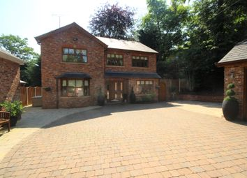 Thumbnail 4 bed detached house for sale in Chatsworth Road, Worsley
