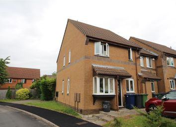 Thumbnail 1 bed end terrace house for sale in Lucerne Close, Cherry Hinton, Cambridge
