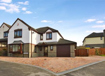 Thumbnail 4 bed detached house for sale in Foxglove Way, Latchbrook, Saltash, Cornwall