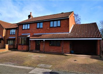 Thumbnail 4 bedroom detached house for sale in East Dales, Heelands
