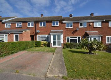 Thumbnail 2 bed terraced house for sale in Dorchester Avenue, Bletchley, Milton Keynes, Buckinghamshire