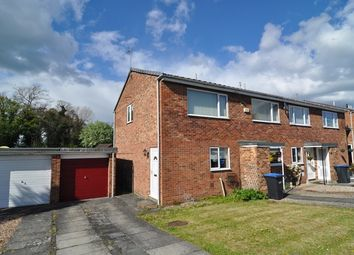 Thumbnail 2 bed end terrace house to rent in Thirlmere, Spennymoor