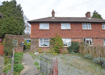 Thumbnail 2 bedroom semi-detached house for sale in The Drive, Uckfield