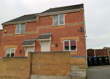 Thumbnail 2 bed semi-detached house for sale in Mercia Court, Huthwaite, Sutton-In-Ashfield