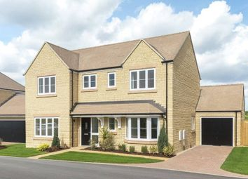 """Thumbnail 4 bedroom detached house for sale in """"The Osmore"""" at Church Road, Long Hanborough, Witney"""