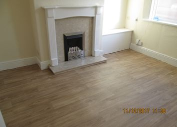 Thumbnail 2 bedroom terraced house to rent in Campbell Road, Stoke- On- Trent, Staffordshire