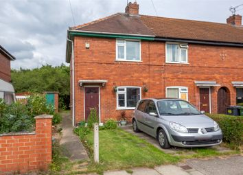 Thumbnail 2 bed semi-detached house for sale in Pottery Lane, York