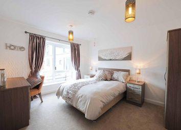 Thumbnail 2 bed flat for sale in Ball Haye Road, Leek