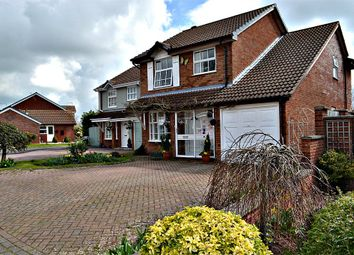 Thumbnail 4 bedroom detached house for sale in Lime Road, Southam, Warwickshire
