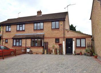 Thumbnail 4 bedroom semi-detached house for sale in Spencer Close, Elsenham, Bishop's Stortford