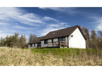 Thumbnail 2 bed detached bungalow for sale in Laundry Road, Lairg