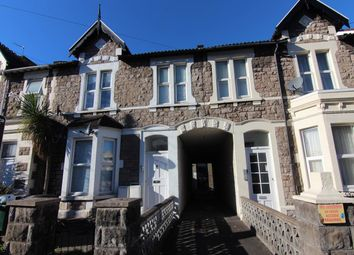 Thumbnail 1 bed flat to rent in Jubilee Rd, Weston-Super-Mare, North Somerset