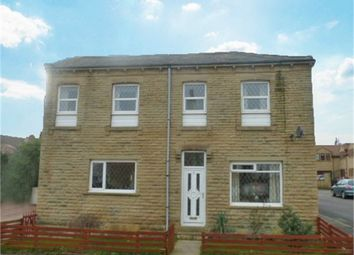 Thumbnail 3 bed detached house for sale in Thornhill Road, Middlestown, Wakefield, West Yorkshire