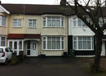 Thumbnail 3 bed terraced house to rent in Roll Gardens, Ilford