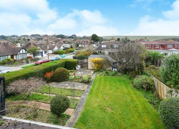 Thumbnail 3 bedroom detached bungalow for sale in Eley Crescent, Rottingdean, Brighton