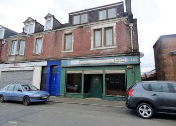 Thumbnail Commercial property for sale in High Street, Methil